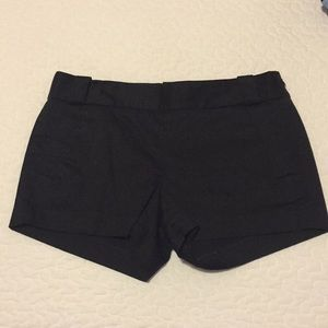 J. Crew Black Shorts